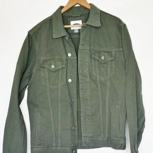 Old Navy military field jacket Men's Large